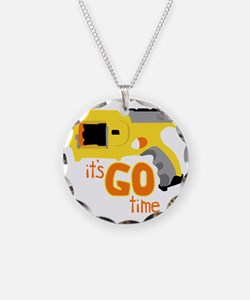 Go Time Dart Gun Necklace