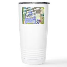 Retired Teacher ART 1 Travel Mug