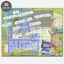 Retired Teacher ART 1 Puzzle