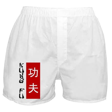 kung fu Boxer Shorts