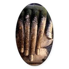 Buddha Hand Decal
