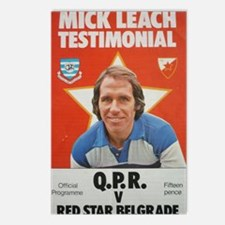mick leach Postcards (Package of 8)