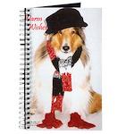 Warm Wishes Collie Journal