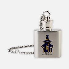 F-4 Phantom II Spook - Blue Angels Flask Necklace