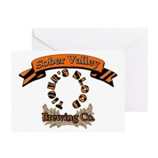 sober_valley_brewing_company Greeting Card