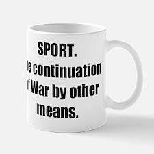 SportsFlat Mug
