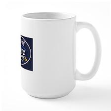 Support-oval-blue2 Mug