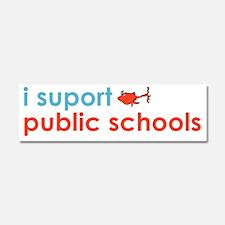 Support Public School Car Magnet 10 x 3
