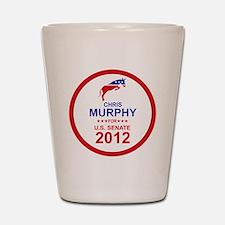 2012_chris_murphy_main Shot Glass