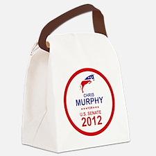 2012_chris_murphy_main Canvas Lunch Bag