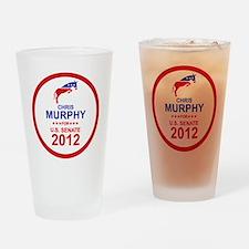 2012_chris_murphy_main Drinking Glass