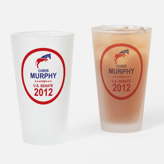 2012_chris_murphy_main Drinking Glass