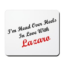 In Love with Lazaro Mousepad