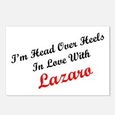In Love with Lazaro Postcards (Package of 8)