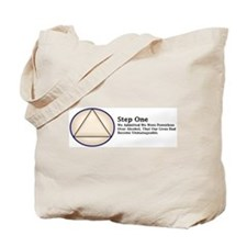 Unique Na recovery Tote Bag