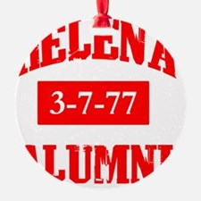 helena alum 2 Ornament