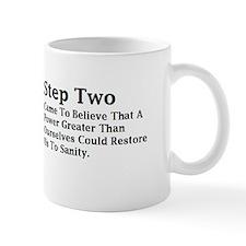 Step Two Coffee Mug