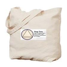 Step Two Tote Bag