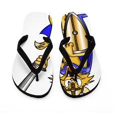 cartoon_cats_013 Flip Flops