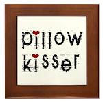 Pillow Kisser Framed Tile