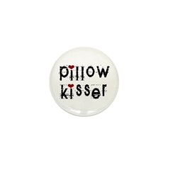 Pillow Kisser Mini Button (10 pack)
