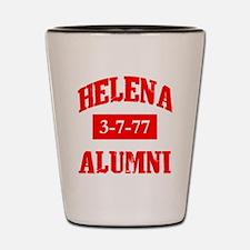 helena alum 3 Shot Glass