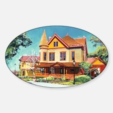 Christian House by RD Riccoboni Decal