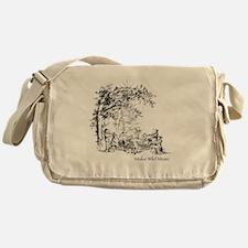 Make Wild Music Messenger Bag
