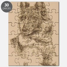 Belgian_Tervuren_Kline Puzzle