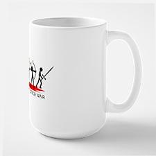 Stick War Large Mug