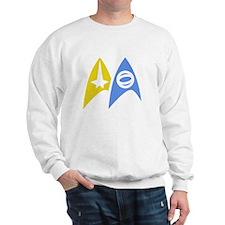 kirkandspock04 Sweater