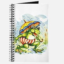 Raining Frogs Journal