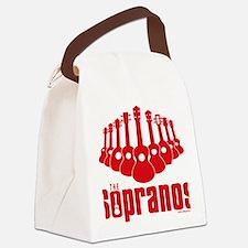 Sopranos Ukuleles Canvas Lunch Bag
