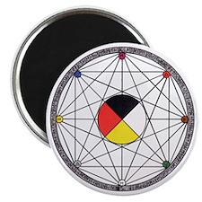 Mandala Final Magnet