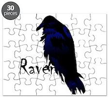 Raven on Raven Puzzle