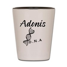 adonis Shot Glass