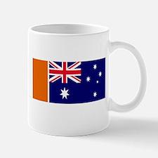 irish australian flags rect white Mug