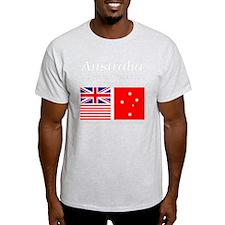 Design_for_Australian_Flag-DCW-Dark T-Shirt