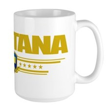 Montana (Flag 10) pocket Mug