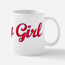 philly girl panties Mug