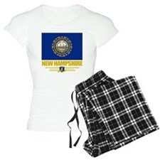 New Hampshire (Flag 10) Pajamas