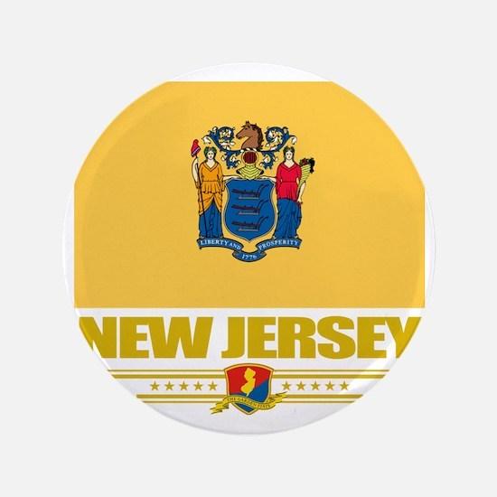 "New Jersey (Flag 10) 3.5"" Button"