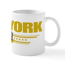 New York (Flag 10) pocket Mug