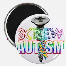 Screw Autism Magnet