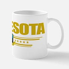 Minnesota (Flag 10) pocket Mug