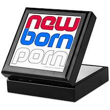 New Born Porn (alt) Keepsake Box