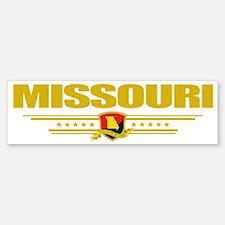 Missouri (Flag 10) pocket Bumper Bumper Sticker