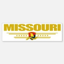 Missouri (Flag 10) pocket Sticker (Bumper)