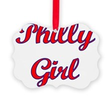 philly girl Ornament