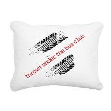 ThrownUnderTheBusFront c Rectangular Canvas Pillow